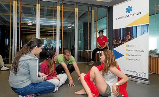 El Palau de Congressos de Santa Eulària acogió la XII edición a la que asistieron alrededor de 50 alumnos.