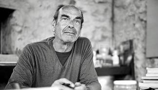 Michel Moufee plasma en sus obras los fusilados del franquismo en Formentera