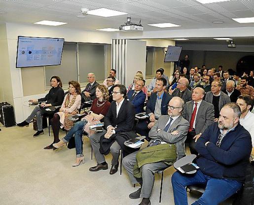 Presentación de Connect'Up 2019 en Palma.