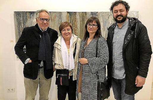 Jaume Orejuela, Julia Orejuela, Ferran Codina, Pol Font, Joana Esteva, Cati Pons y Miquel Domingo.