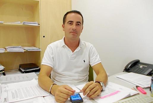 José Manuel Alcaraz.
