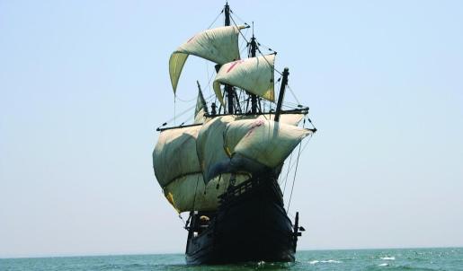 La embarcación estuvo en Mallorca y Menorca días atrás.