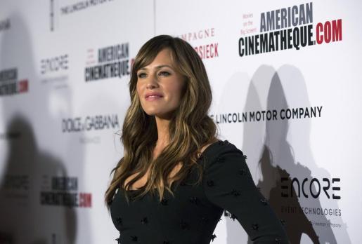 La actriz Jennifer Garner.