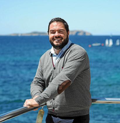 Santi Marí aspira a revalidar el cargo de senador de las Pitiusas.