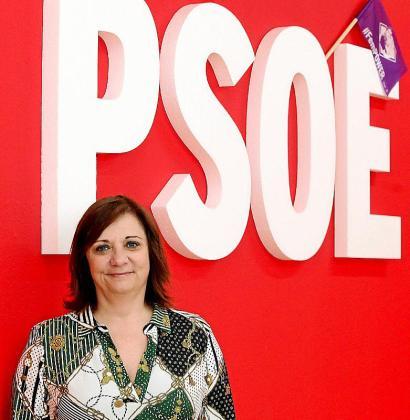 La secretaria de Organización de la FSE-PSOE aspira al Senado.