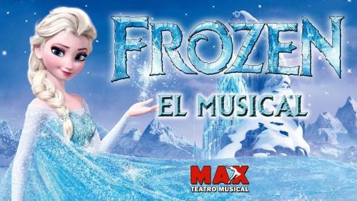 'Frozen, el musical' llega a la Sala Dante.