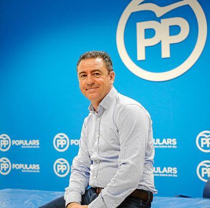 Miquel Jerez, candidato del PP al Congreso por las Pitiusas.