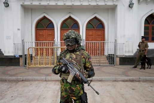 Sri Lanka mantiene un alto nivel de alerta antes del inicio del Ramadán.