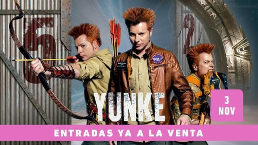 Yunke presenta en Trui Teatre la gira de magia 'Hangar 52. Ilusiones Clasificadas'.