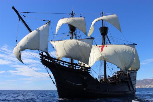 Se podrá visitar en el puerto de Ibiza hasta el 12 de mayo