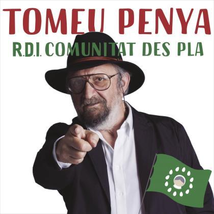 Imagen de la portada digital del nuevo disco 'República Democràtica Independent Comunitat des Pla'.