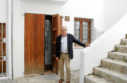 Vicent Torres es el actual president del Consell d'Eivissa y se presenta a las elecciones para repetir legislatura en el cargo.