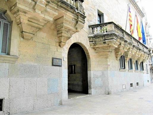 El juicio se celebró ayer en la sección primera de la Audiencia Provincial de Palma.