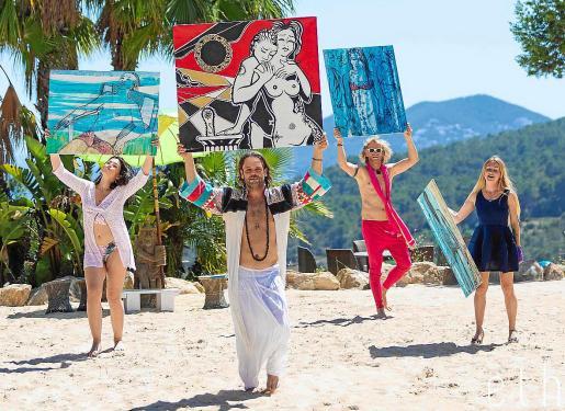Las Dalias Ibiza acoge este domingo desde las 18.00 horas el festival Etherea.