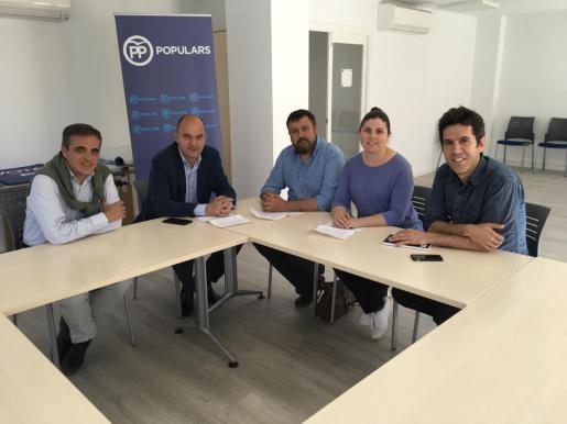 El PP se compromete a crear la Agencia Ibicenca del Agua para gestionar el ciclo integral desde Ibiza.