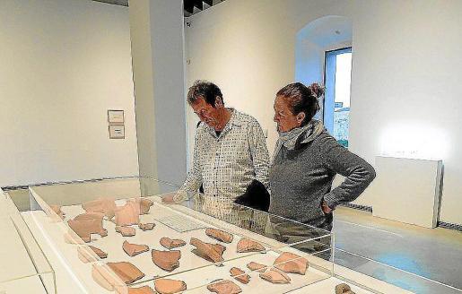 Focus que se puede ver en el Museu d'Art Contemporani d'Eivissa hasta el domingo.