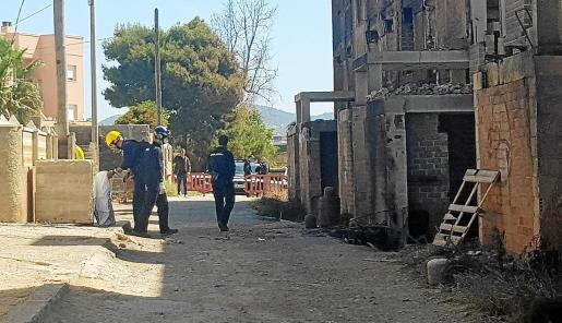 Ayer se completó una nueve jornada de inspección exhaustiva del escenario del incendio en el que falleció una mujer.