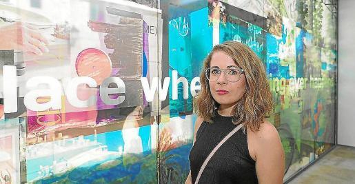 Irene de Andrés participa en 'Paisajes esenciales' en el Just LX Lisboa.