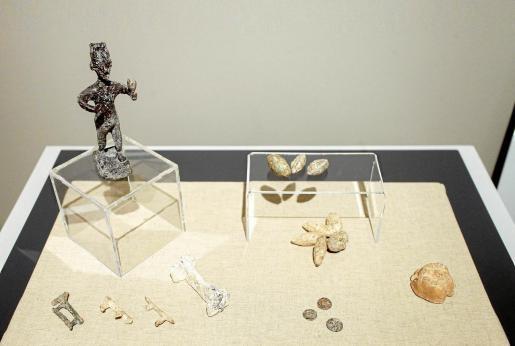 Las piezas que se pueden ver en la exposición son de un gran valor.