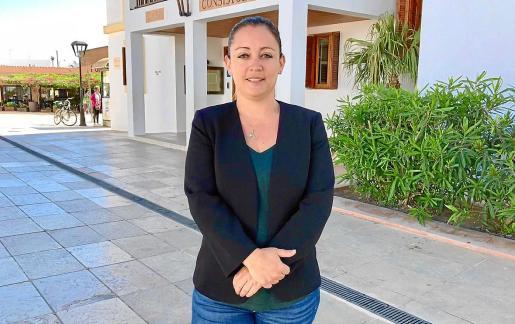 Alejandra Ferrer es la candidata de GxF a presidir el Consell de Formentera.