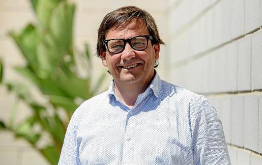 Javier Marí es el candidato del PP a la alcaldía de Sant Josep.