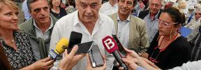 El PP celebra su acto principal de campaña con González Pons
