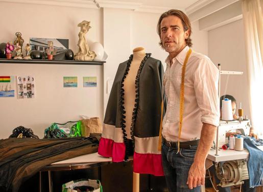 Sánchez es uno de los seis finalistas del Mallorca Fashion Day by Pret a Portals.