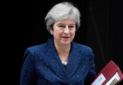 May anuncia que dimitirá como líder conservadora el 7 de junio.
