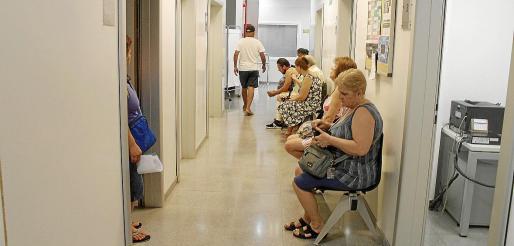 Imagen de archivo del centro de salud Escola Graduada, en Palma.