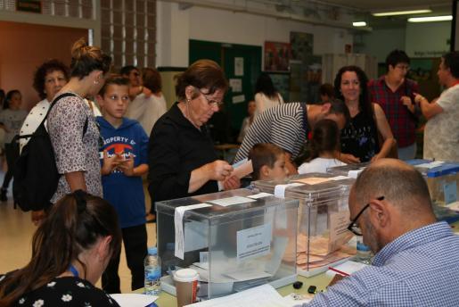 El PSOE sería la fuerza más votada al Consell d'Eivissa según los sondeos. Foto: T. PLANELLS