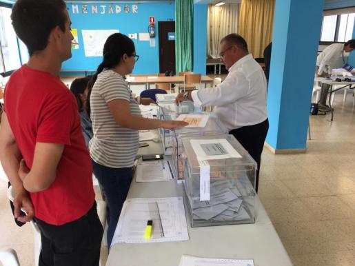 'Carraca' ha sido reelegido como alcalde de Sant Joan por sexta vez consecutiva.