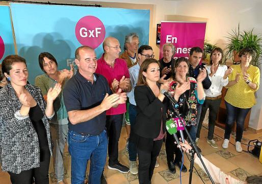 Pese a perder la mayoría, GxF hizo una lectura positiva porque Formentera «continúa siendo progresista».
