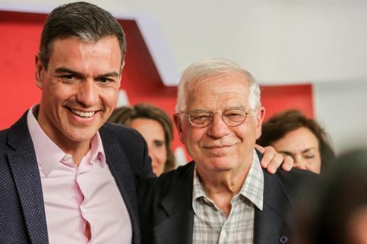 El PSOE gana las elecciones europeas en España con el 32% de los votos.
