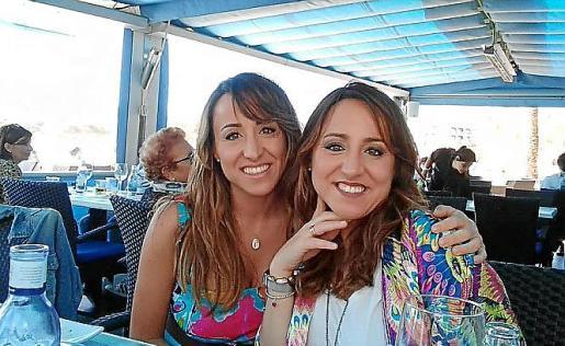 Ana Belén y Joana Coronado.