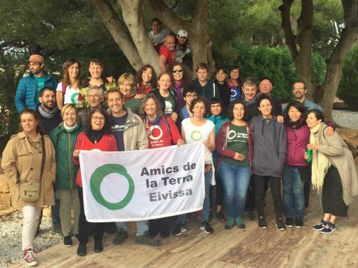 Amigos de la Tierra España celebra su asamblea anual en Ibiza.
