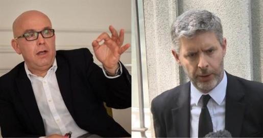 Los abogados de Puigdemont y Junqueras se enzarzan en Twitter a cuenta de la sentencia de Estrasburgo.