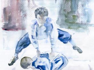 Biniali acoge la XII Fira dels Jocs tradicionals mallorquins