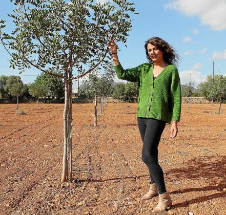 Juana Verger es la fundadora de Es Garrover de Mallorca.