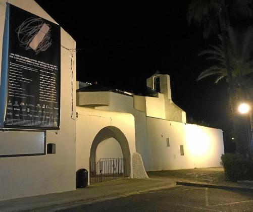 El Concurso Internacional de Piano se celebra cada dos años en el Centro Cultural de Sant Carles y tiene un gran prestigio.