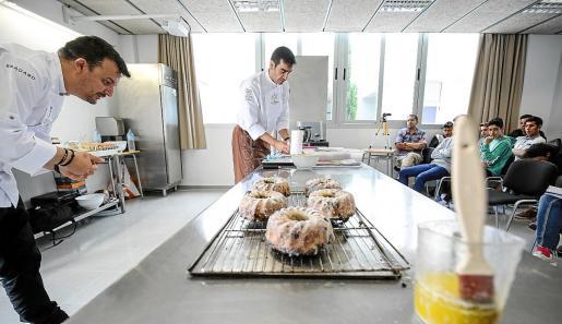 Sa Serra, único centro formativo de Ibiza que ofrece el ciclo formativo de Repostería