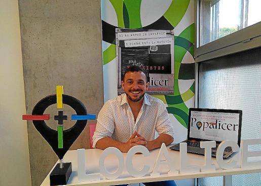 El impulsor de la idea, Antonio Avecilla.