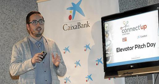 Julián Mazoteras, de Start up Coordinator at Sonar+D & Dealflow Manager de Viriditas Ventures.