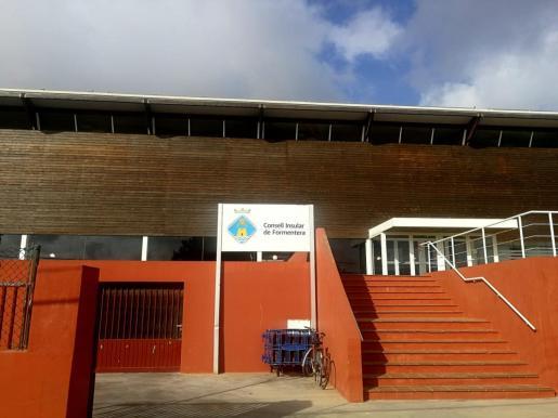 Piscina Municipal de Formentera.