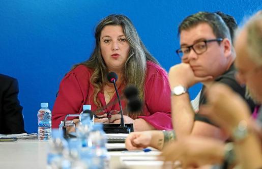 La concejala en funciones, Cristina Ribas, estaría dispuesta a renunciar para avanzar en las negociaciones de PxE y PSOE.