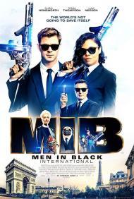 Cartel de la película 'Men in Black: International'
