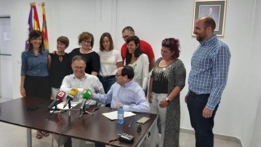 Josep Marí Ribas será investido alcalde de Sant Josep el prósimo sábado.