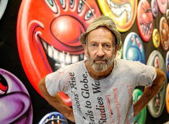 Kenny Scharf, mucho más que surrealismo pop