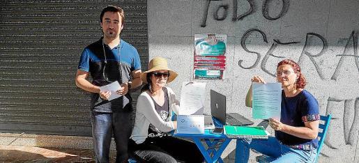 La UOB denuncia que Ibiza no tiene un local para que Educació ejerza sus funciones.