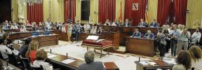 El Parlament se estrena con 38 caras nuevas y un presidente veterano
