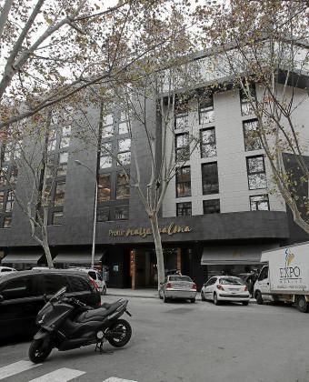 El hotel Protur Naisa Palma ha sido el primero de los ocho establecimientos turísticos que han abierto este 2019.